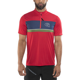Gonso Bonn Bike-Shirt Herren fire